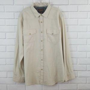 Northwest Territory Pearl Snap Button Front Shirt